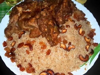 Chicken Mandi ( An Arabian Dish)