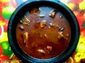 Varutharacha Meen Curry/ Fish in Roasted Coconut Gravy