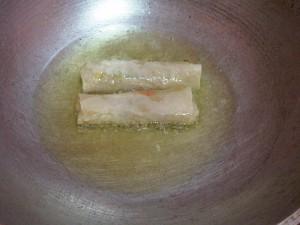 vegetable spring rolls (8)