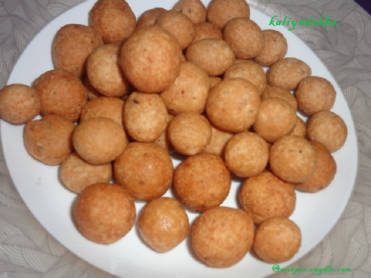 Kaliyadakka Recipe