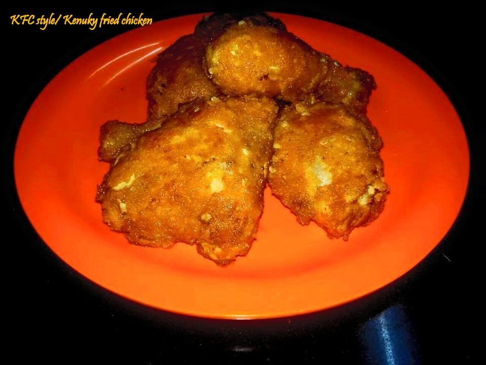 KFC Style Kentucky Fried Chicken Recipe