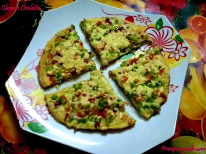 cheese omlett