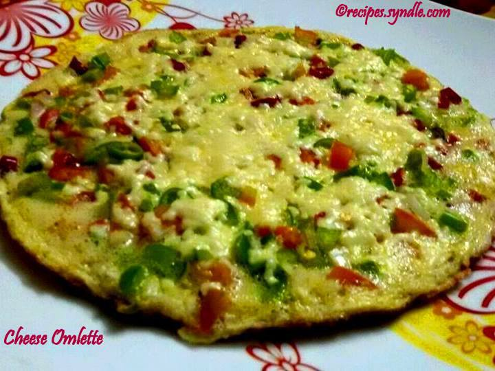 cheese omlett2