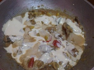 chicken ala king recipe