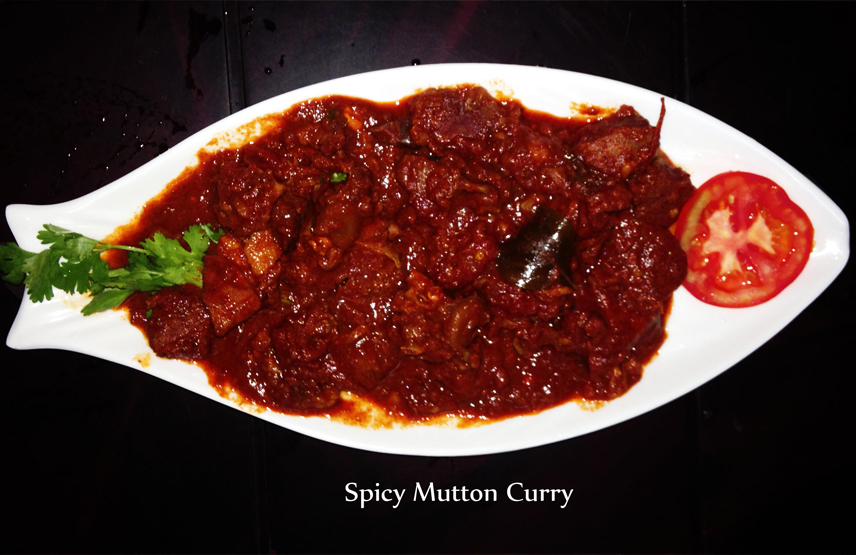Spicy Mutton Curry - Yummy Recipes