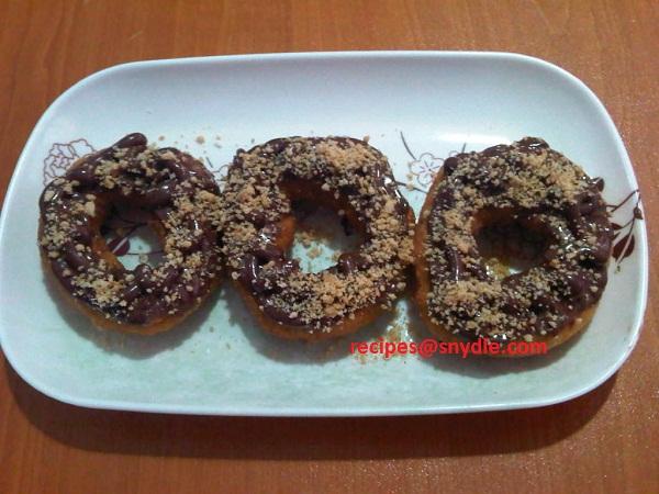 homamade donut (4)