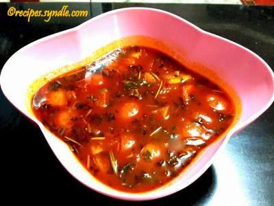 How To Make Kerala Rasam