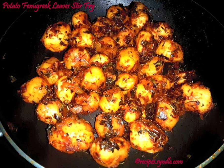 How To Make Aloo Kasoori