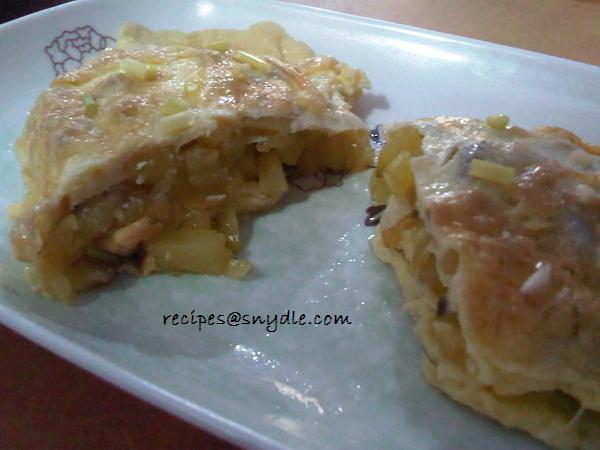 Potato Omelette (7)