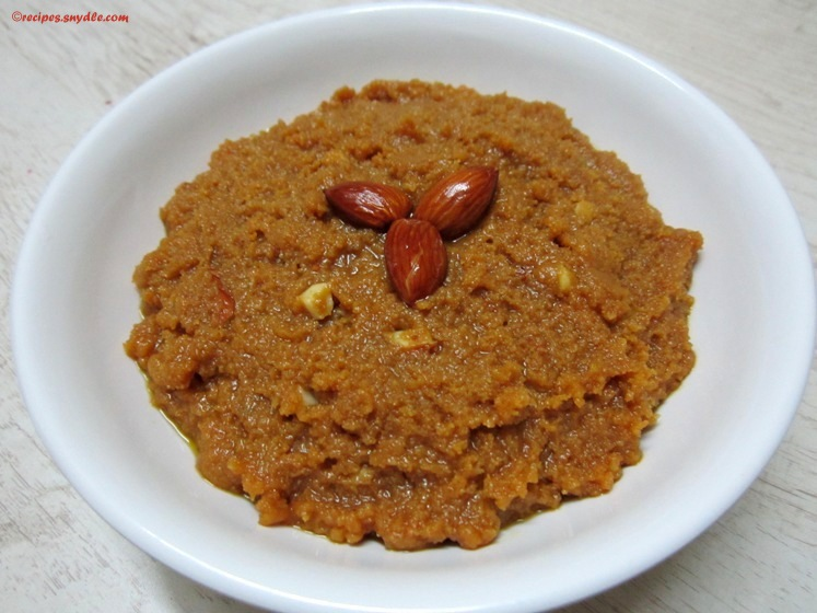 Chana Dal Halwa Recipe / Chane ki Dal ka Halwa Recipe