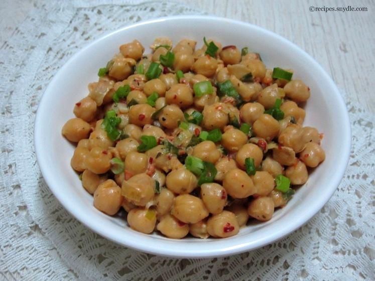chickpea recipes