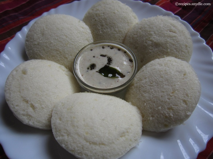 coconut chutney for idlis