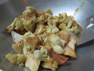 gobi aloo recipe