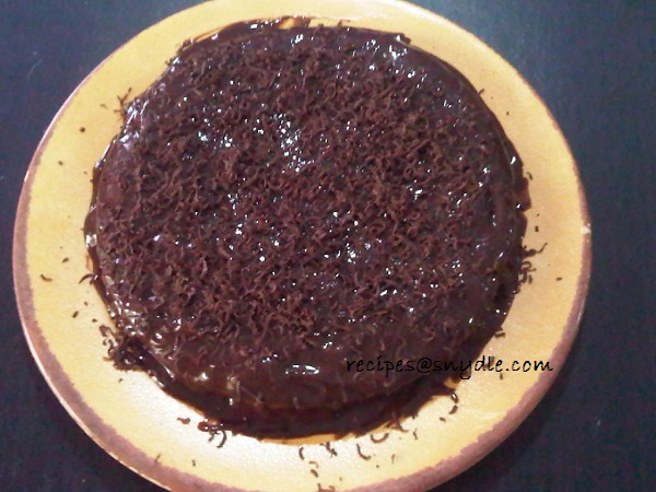 No Bake Chocolate Cake – Yummy Recipes