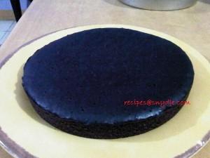 no bake chocolate cake (6)
