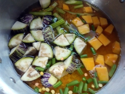 recipe for sambar