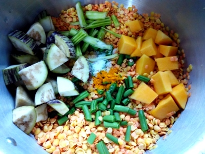 south indian sambar recipe