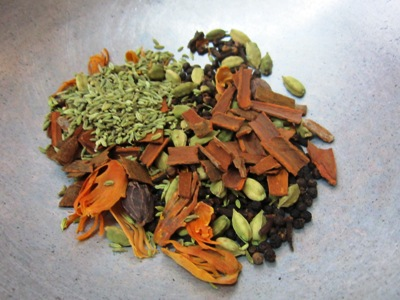 Chai Masala Recipe / Tea Masala Recipe with Step by Step Pictures