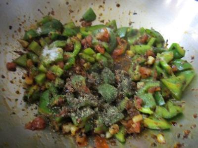 how to make spicy lebanese potatoes