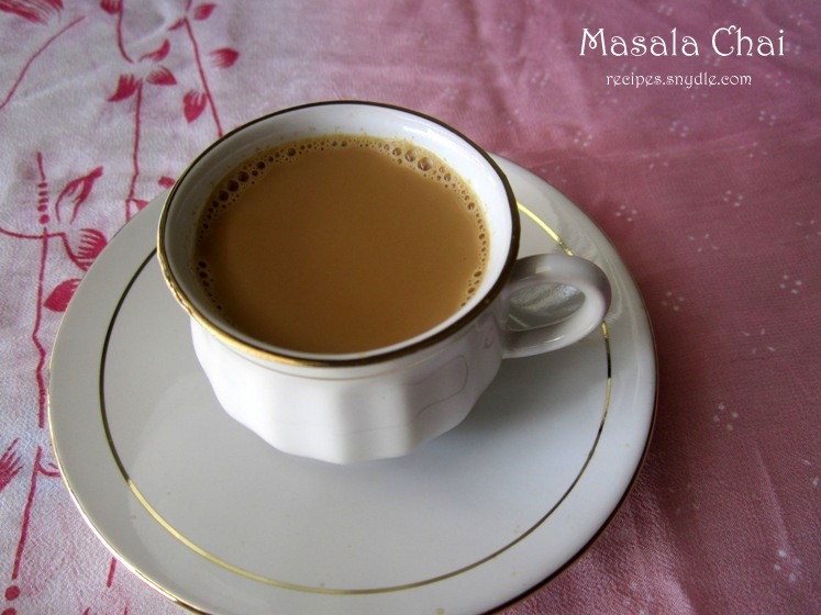 Gur Wali Masala Chai / Indian Masala Chai Recipe with Step by Step Pictures