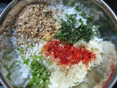 mungfali chutney recipe
