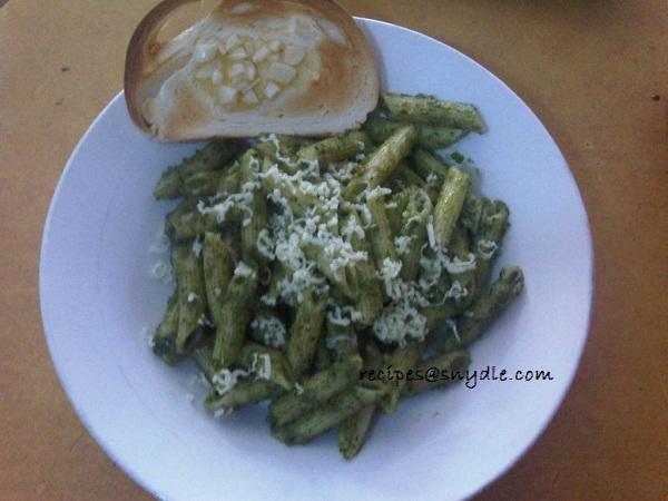 pesto pasta recipe (3)