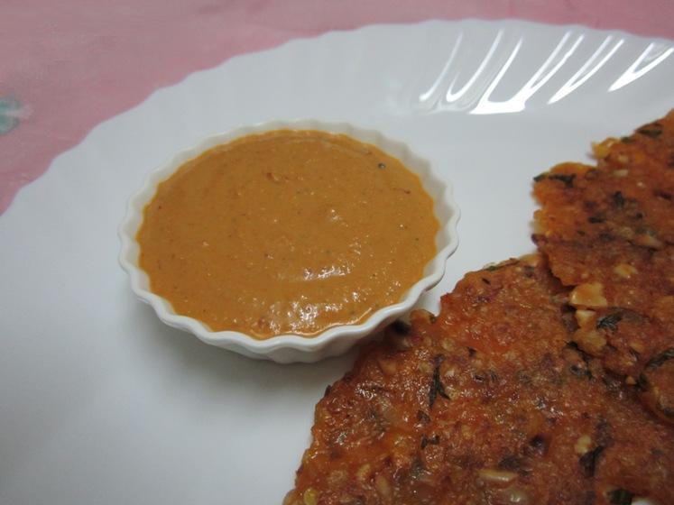 recipe for peanut chutney