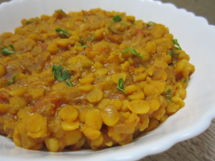 recipes for chana dal