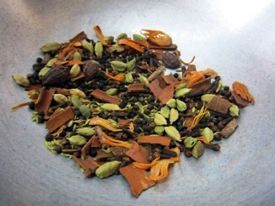 tea masala ingredients