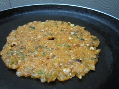 thalipeeth for navratri fast