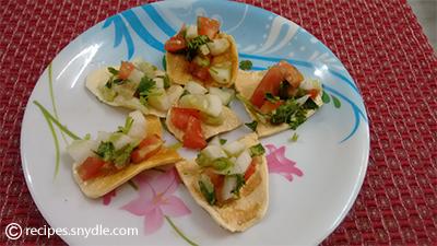 aloo chips veg twist