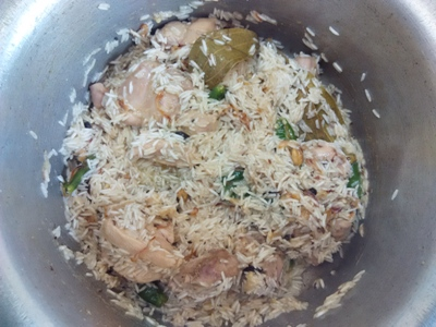 delicious chicken pulao recipe