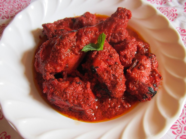 easy tandoori chicken recipe