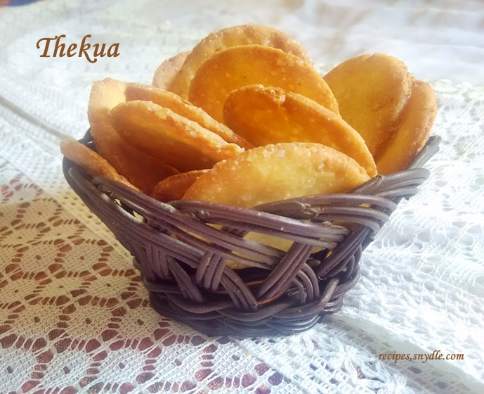 Thekua Recipe/Khajoor Recipe/Meethe Khastte Recipe.