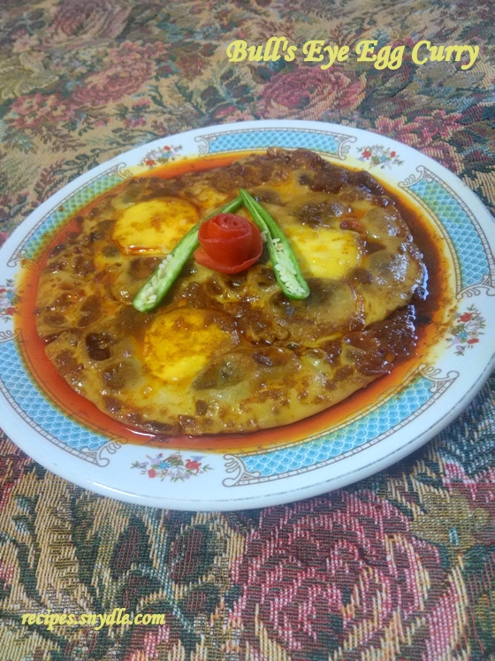 egg curry gravy