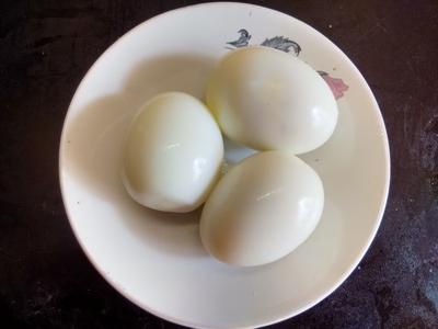 egg tomato dinner