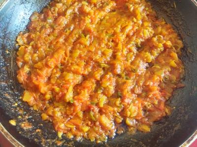 egg tomato masala recipe