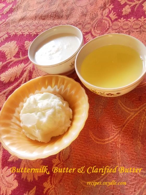 homemade buttermilk for baking