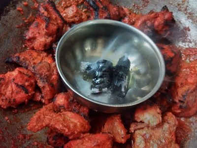 how to make chicken tandoori