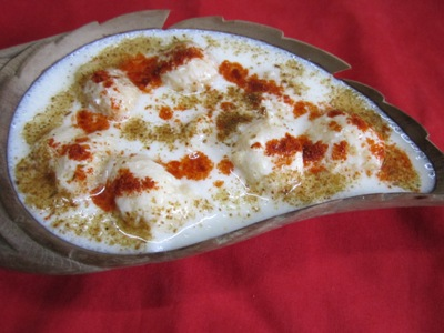 how to make dahi wada