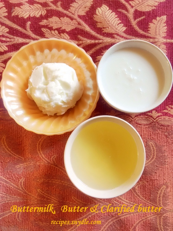 how to make desi ghee