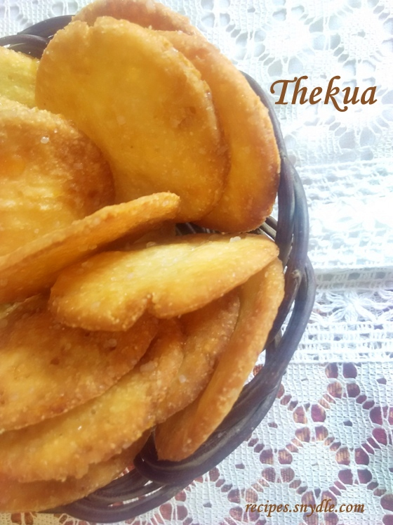 how to pepare thekua recipe