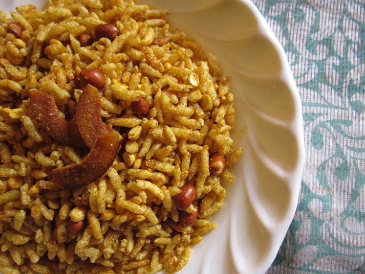 how to prepare bhajke poha recipe