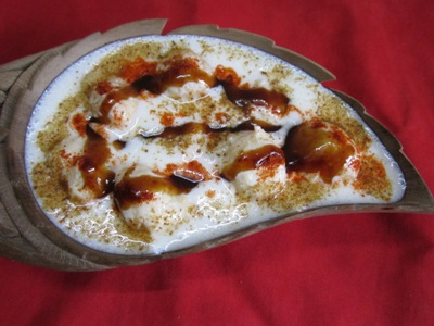 how to prepare dahi wada