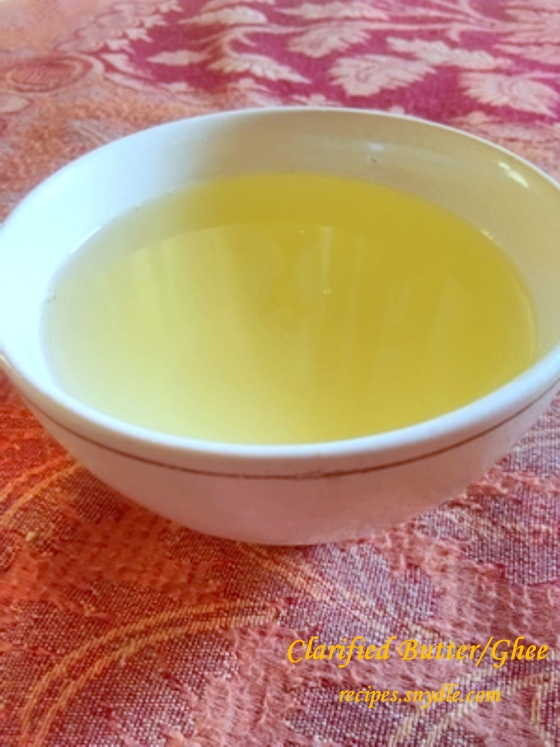how to prepare desi ghee