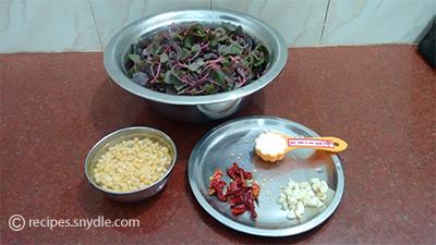 lal bhaji healthy