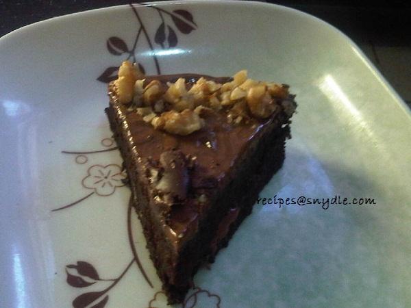 nutella cake (8)