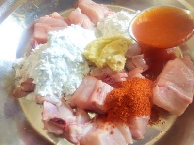 pan fried chicken tikka recipe