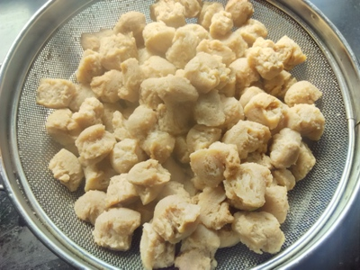 soya beab kabab recipe