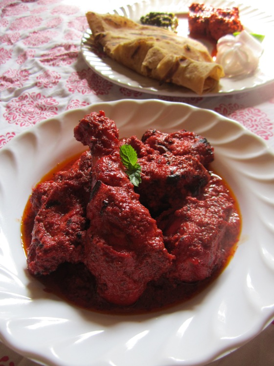 tandoori chicken gravy